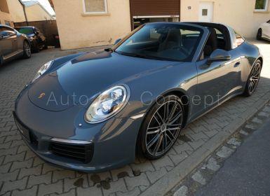 Achat Porsche 991 911 Targa 4 PDK, Pack Sport Chrono, BOSE, Phares LED, Caméra Occasion