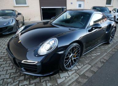 Achat Porsche 991 911 Turbo S, Burmester, Sièges ventilés, Garantie Porsche Approved 12 mois, MALUS PAYÉ Occasion