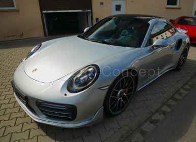 Achat Porsche 991 911 Turbo S, Toit ouvrant en verre, Aérokit, ACC, Burmester, Keyless, Sièges ventilés Occasion