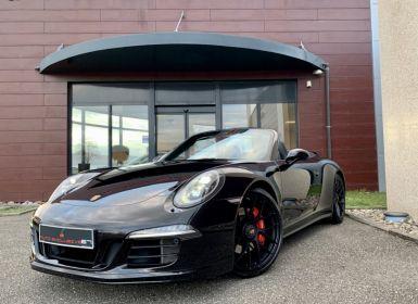 Porsche 991 911 type 991 CARRERA 4 GTS CABRIOLET PDK 430 cv Occasion