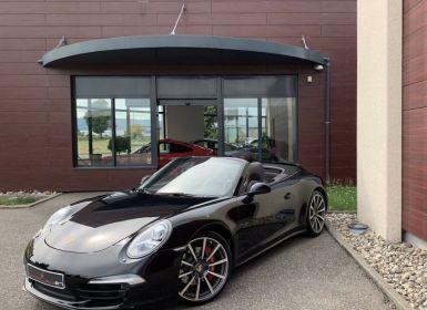 Acheter Porsche 991 911 type 991 CARRERA 4S CABRIOLET BVM7 FULL Occasion