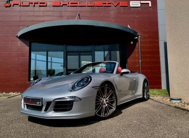 Achat Porsche 991 911 type 991 CARRERA 4S CABRIOLET PDK SPORT DESIGN FULL Occasion