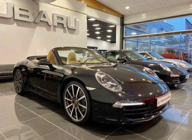 Vente Porsche 991 (991) CABRIOLET 3.8 400 CARRERA S PDK Occasion