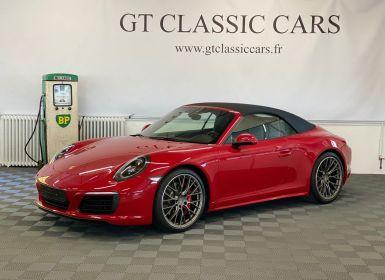 Vente Porsche 991 991.2 Carrera 4S Cabriolet Occasion