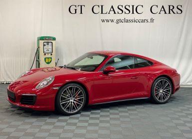 Achat Porsche 991 991.2 Carrera 4S Carmin Occasion