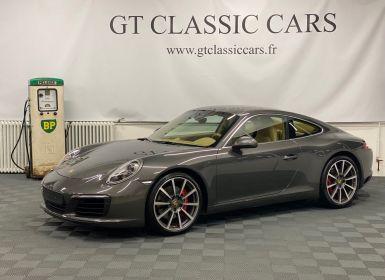 Vente Porsche 991 991.2 Carrera S Gris Agate Occasion