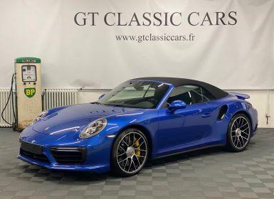 Vente Porsche 991 991.2 Turbo S - GTC150 Occasion