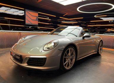 Porsche 991 CABRIOLET 3.0 370CH CARRERA 4 PDK Occasion