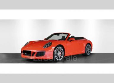 Achat Porsche 991 CABRIOLET 3.0 420 CARRERA S PDK Occasion