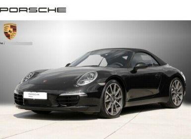 Achat Porsche 991 Cabriolet 3.4  350 Carrera  PDK (Pack chrono) Occasion