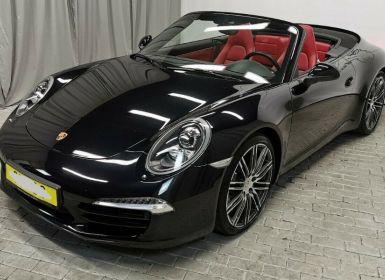 Vente Porsche 991 CABRIOLET 3.4 350 CARRERA PDK Occasion