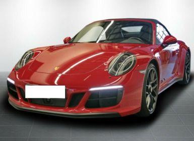 Voiture Porsche 991 Carrera 4  GTS  Cabriolet Occasion