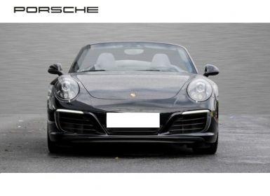 Voiture Porsche 991 Carrera 4 Cabriolet  (Phase2) Occasion