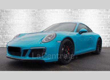 Vente Porsche 991 CARRERA 4 GTS PDK Occasion
