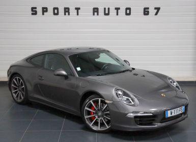 Vente Porsche 991 CARRERA 4 S Occasion