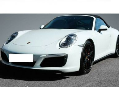 Voiture Porsche 991 Carrera 4S Cabriolet   (Phase 2) Occasion