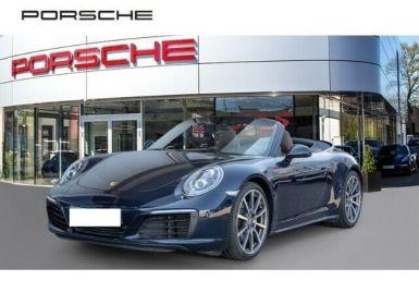 Voiture Porsche 991 Carrera 4S cabriolet  (Phase2) Occasion