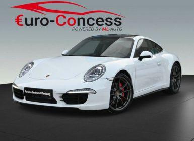 Vente Porsche 991 Carrera 4S PDK 400cv Occasion