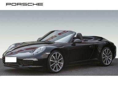 Voiture Porsche 991 Carrera Cabriolet  (Phase1) Occasion