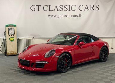 Vente Porsche 991 Carrera GTS - GTC137 Occasion