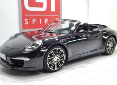 Vente Porsche 991 Carrera S Cabriolet Occasion