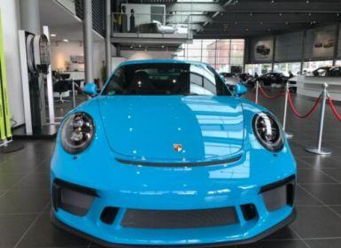 Vente Porsche 991 GT3 Neuf
