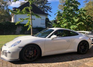 Acheter Porsche 991 GT3 Club Sport Occasion