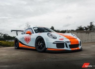 Porsche 991 GT3 CUP 3.8 *EX Supercup Germany*GULF Occasion