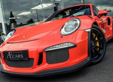Vente Porsche 991 GT3 RS - 1 OWNER - PCCB - LIFT - CHRONO Occasion