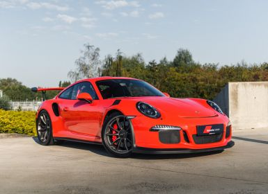 Porsche 991 GT3 RS 4.0 * 918 Spyder alcantara*FIRST OWNER Occasion