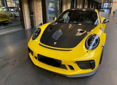 Vente Porsche 991 GT3 RS PACK WEISSACH Occasion