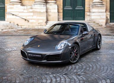 Vente Porsche 991 II Targa 4S Occasion