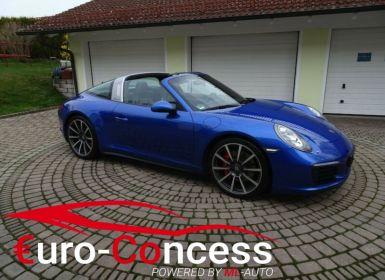 Vente Porsche 991 Porsche 911 991 Targa 4S PDK 420cv Occasion