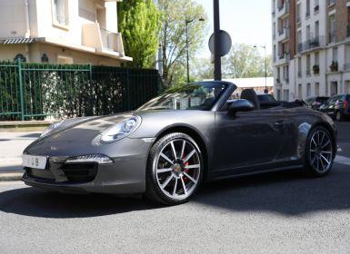 Vente Porsche 991 PORSCHE 991 CARRERA 4S CABRIOLET 59700KMS PDK 400CV Occasion