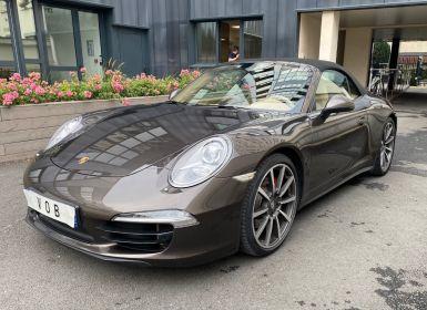 Vente Porsche 991 PORSCHE 991 CARRERA 4S CABRIOLET PDK 3.8 400CV 52500 KMS Occasion