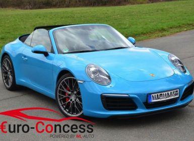 Vente Porsche 991 Porsche 991 Carrera S PDK Cabrio 420cv Occasion