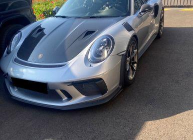 Porsche 991 PORSCHE 991 GT3 RS (2) WEISSACH