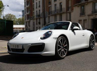 Porsche 991 PORSCHE 991 TARGA 4S PDK MK2 3.0 420CV/ 20000 KMS /SUPERBE