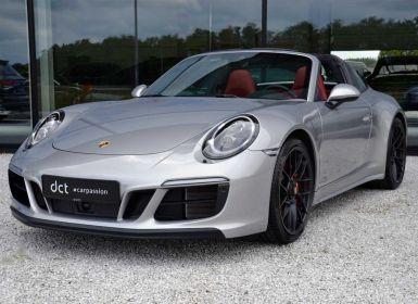 Porsche 991 TARGA 4 GTS - - 10000km - - ACC BOSE Chrono Occasion