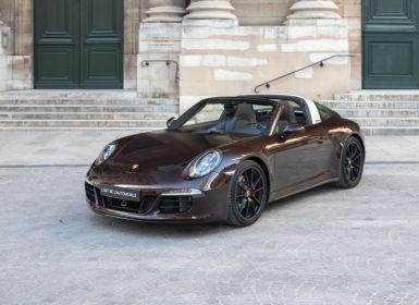Porsche 991 targa 4 GTS Occasion
