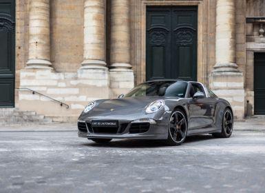 Vente Porsche 991 Targa 4S Exclusive Edition Belgium Occasion