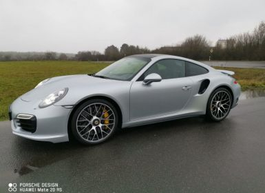 Voiture Porsche 991 Turbo S Occasion