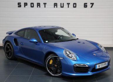 Vente Porsche 991 TURBO S Occasion