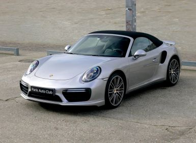 Vente Porsche 991 Turbo S Cabriolet PDK 580ch Phase 2  Occasion