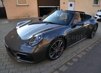 Porsche 992 911 Carrera 4S Cabriolet SportDesign, Chrono, ACC, Caméra 360°, Burmester, MALUS PAYÉ