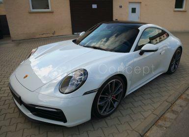 Achat Porsche 992 911 Carrera S PDK, Roues AR directrices, Échappement sport, Chrono, Matrix LED, Caméra, BOSE Occasion
