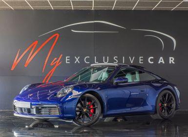 Porsche 992 911 Carrera S PDK8 - 1.148 €/mois - Toit Ouvrant Vitré, Pack Chrono, échapp Sport, Sono BOSE, Régul. Adaptatif, ... - Révisée 07/2021 Occasion