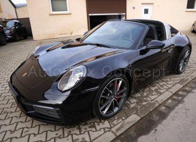 Achat Porsche 992 911 Targa 4S, Matrix LED, Chrono, BOSE, Caméra 360°, Keyless, Sièges ventilés Occasion