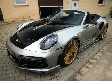 Porsche 992 911 Turbo S TECHART 710 ch, Caméra 360°, ACC, Burmester, Lift System, Carbone, Sièges ventilés