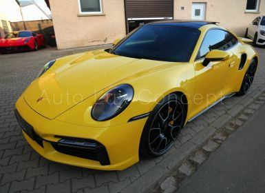 Vente Porsche 992 911 Turbo S, Toit pano, ACC, Caméra 360°, Burmester, Angles morts, Keyless, MALUS INCLUS Occasion
